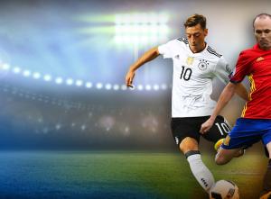 Almanya - İspanya Hazırlık Maçı
