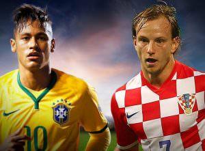 Brezilya - Hırvatistan Hazırlık Maçı