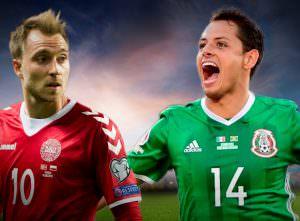 Danimarka-Meksika Hazırlık Maçı