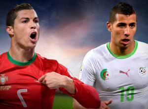 Portekiz - Cezayir Hazırlık Maçı