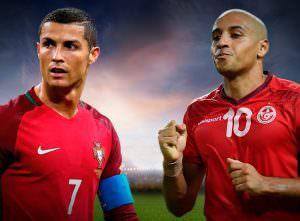Portekiz - Tunus Hazırlık Maçı